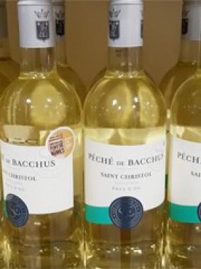 PÉCHÉ DE BACCHUS BLANC